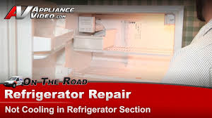 refrigerator repair not cooling repair u0026 diagnostic whirlpool