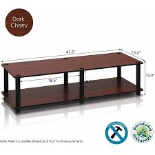 just no tools low stand tv wide rise or play table multiple colors