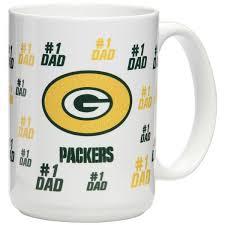 fathers day mug bay packers white 15oz s day mug