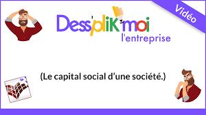 transfert si e social sarl le capital social d une société lbdd