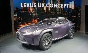 lexus ux suv concept paris top concept cars of 2016 autonxt