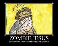 Zombie Jesus Meme - metalviking s image gallery know your meme