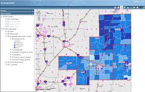 Health Map Health Map Online Demographics
