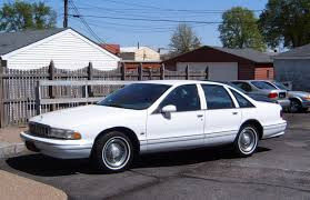curbside classic 1994 chevrolet caprice classic ls u2013 last of the best