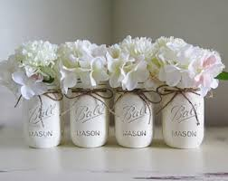 jar centerpieces for weddings jar centerpieces rustic jars wedding