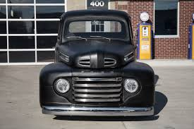 Fastest Ford Truck 1950 Ford F1 Fast Lane Classic Cars