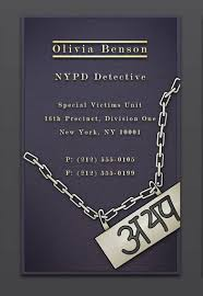 Nypd Business Cards Brilliant Infographics On What Business Cards For Fictional