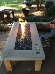best fire pit table elegant propane fire pit table kit best 25 diy throughout plans 8