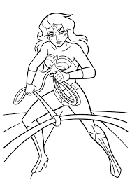 woman colouring pages