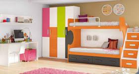 chambre enfants design chambre design lit armoire commode chevets tête de lit