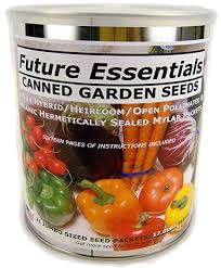 amazon com can of 22 different heirloom non gmo canned vegetable