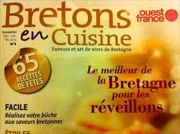 bretons en cuisine bretons en cuisine n 4 65 recettes pour réussir ses réveillons