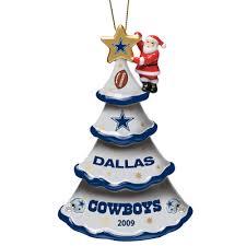 2009 annual dallas cowboys ornament the danbury mint