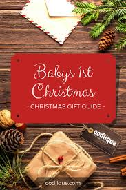 best 25 baby u0027s first christmas gifts ideas on pinterest first