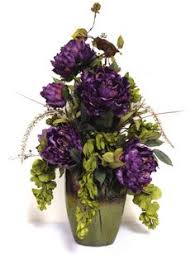 Faux Floral Centerpieces by Love These Colors Together Possible New Colors For The Living