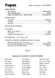 christmas concert program template concert program 4 nate ellis benefit concert program final click