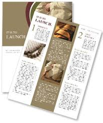 islamic country newsletter template u0026 design id 0000007641