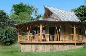 design a house design a house of bamboo inhabitat green design innovation