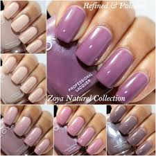 Serum Zoya zoya naturel collection refined and polished