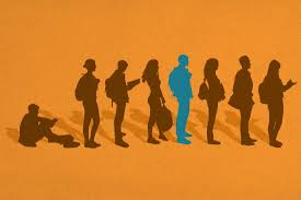 why i want to go to college essay sample wait listed by your dream college here are 6 steps to take now illustration of silhouettes of students waiting in line