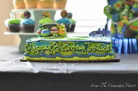 100 teenage mutant ninja turtle birthday cake ideas teenage