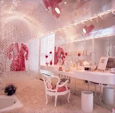 retro bathroom ideas pink is the new black in kitchen design revedecor delightful set