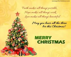 best merry wishes sms messages for