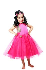 stylish and fancy party wear frocks for babies indian baby blog