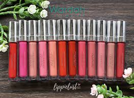 Lipstik Wardah informasi wardah exclusive matte lip ceritawardah