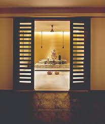 Modern Pooja Room Design Ideas Creative Puja Room Area Ideas Google Search Puja Pinterest