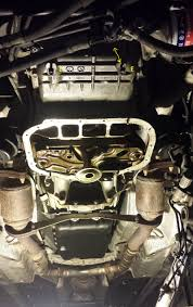 2004 ls430 upper oil pan replacement clublexus lexus forum