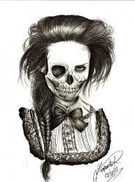 skeleton drawing little mirror sketch αναζήτηση google