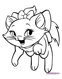 emejing aristocats kittens coloring pages photos style ideas