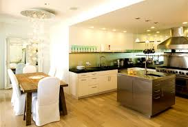 Restaurant Open Kitchen Design by Bathroom Pretty Open Contemporary Kitchen Design Ideas Interior