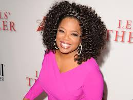 oprah winfrey new hairstyle how to oprah winfrey debuts new red and purple hair in stunning photo shoot