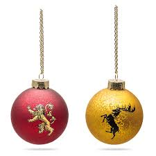 of thrones ornaments