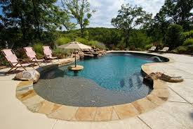 free form pools freeform pools modern pool st louis by pool specialists inc