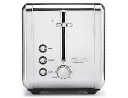 Bella Linea 4 Slice Toaster Bella Linea Extra Wide Toaster Gadget Flow