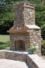 brick outdoor fireplace pictures home design ideas