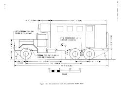 figure 2 30 side elevation of truck van expansible wown m820