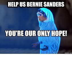 Obi Wan Kenobi Meme - 25 best memes about bernie sanders obi wan kenobi bernie