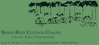 shady rest cottage colony on cape cod truro ma