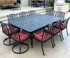 Cast Aluminum Patio Chair Aluminum Patio Sets For Aluminum Outdoor Patio Dining Sets