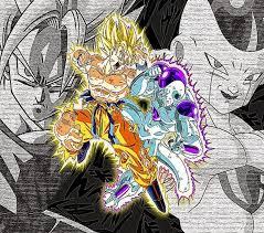 goku frieza hd wallpaper wallpapers cool dragon ball