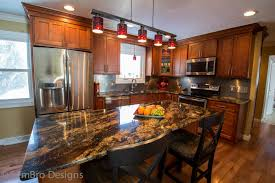 Shaker Cherry Kitchen Cabinets Cabinets Sembro Designs Semi Custom Kitchen Cabinets