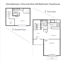 hallkeen woodland apartments bedroom bath floor plan andrea outloud