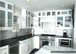 black kitchen cabinets in a small kitchen white kitchen cabinets black cabinet homepimp