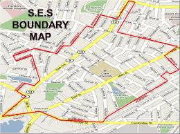 Boston University Map Escort University Police Clark University