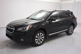 subaru outback 2018 touring new 2018 subaru outback 3 6r touring with starlink sport utility
