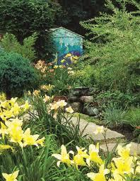 Recycled Garden Art Ideas - garden art anyone can create midwest living